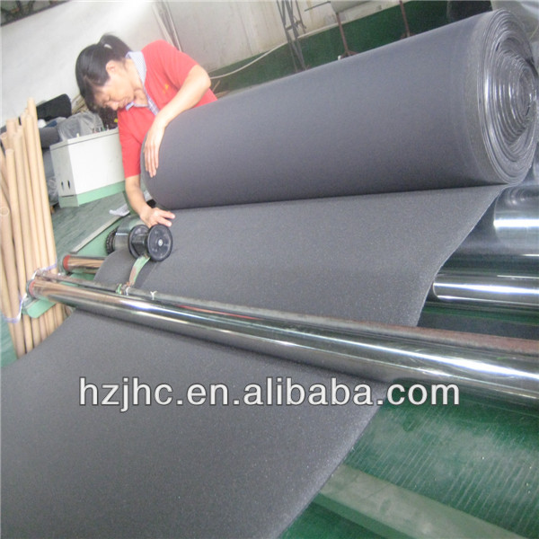 High Quality Reinforced needle punch nonwoven fabric machine