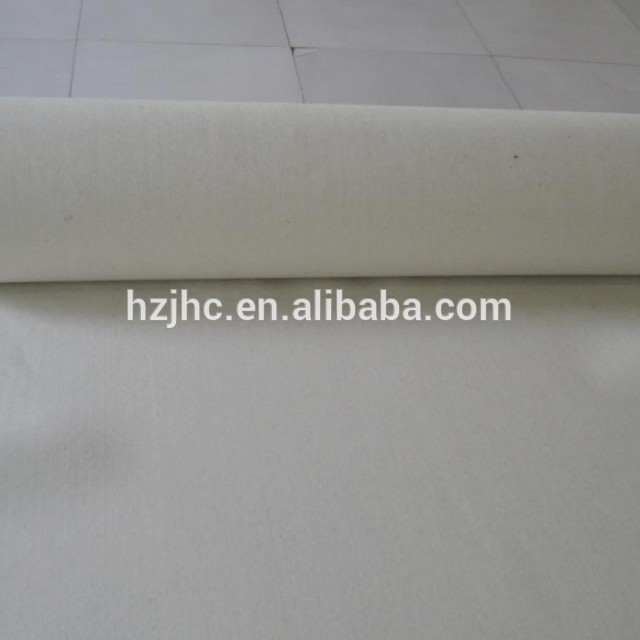 Jinhaocheng Nonwoven Fabric Custom Needle Punched Felt Geotextile
