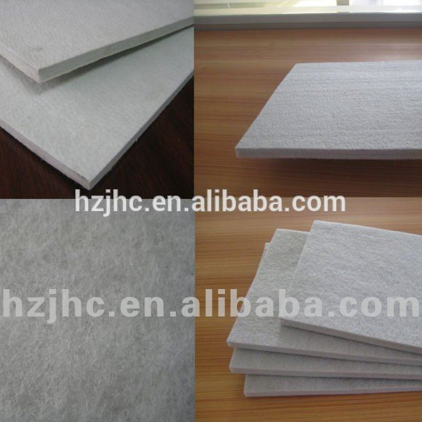 Wholesale nonwoven frabic polyester felt