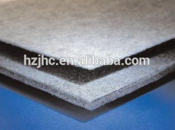 PP long fibers or short fibers pp/pet non woven geotextile 600g/m2