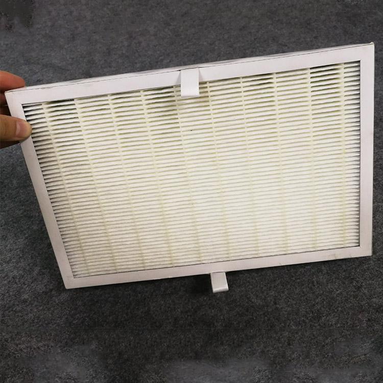 2018 hot High dust holding HEPA filter air filter for air purifier
