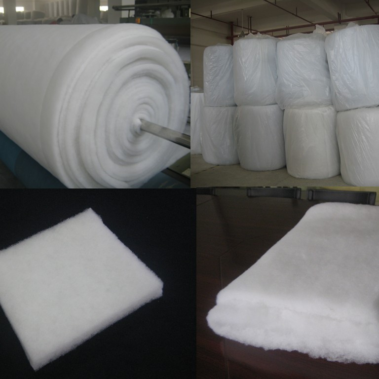 Good Wholesale Vendors Types Of Polyester Fabrics - hot air through Nonwoven lining gum stay interlining 1025hf for embroidery backing – Jinhaocheng