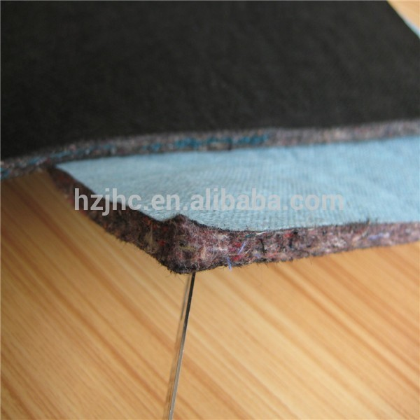 JHC high quality soundproofing felt
