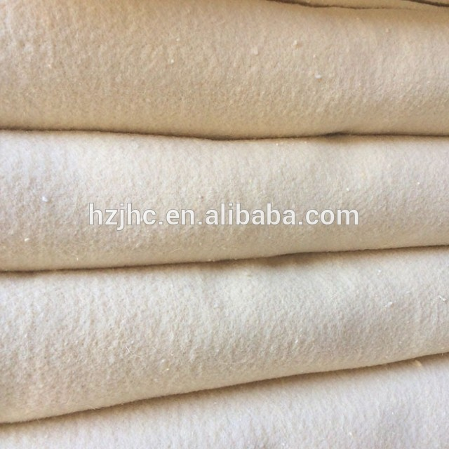High Quality Needle Punched Technic Felt Fabric