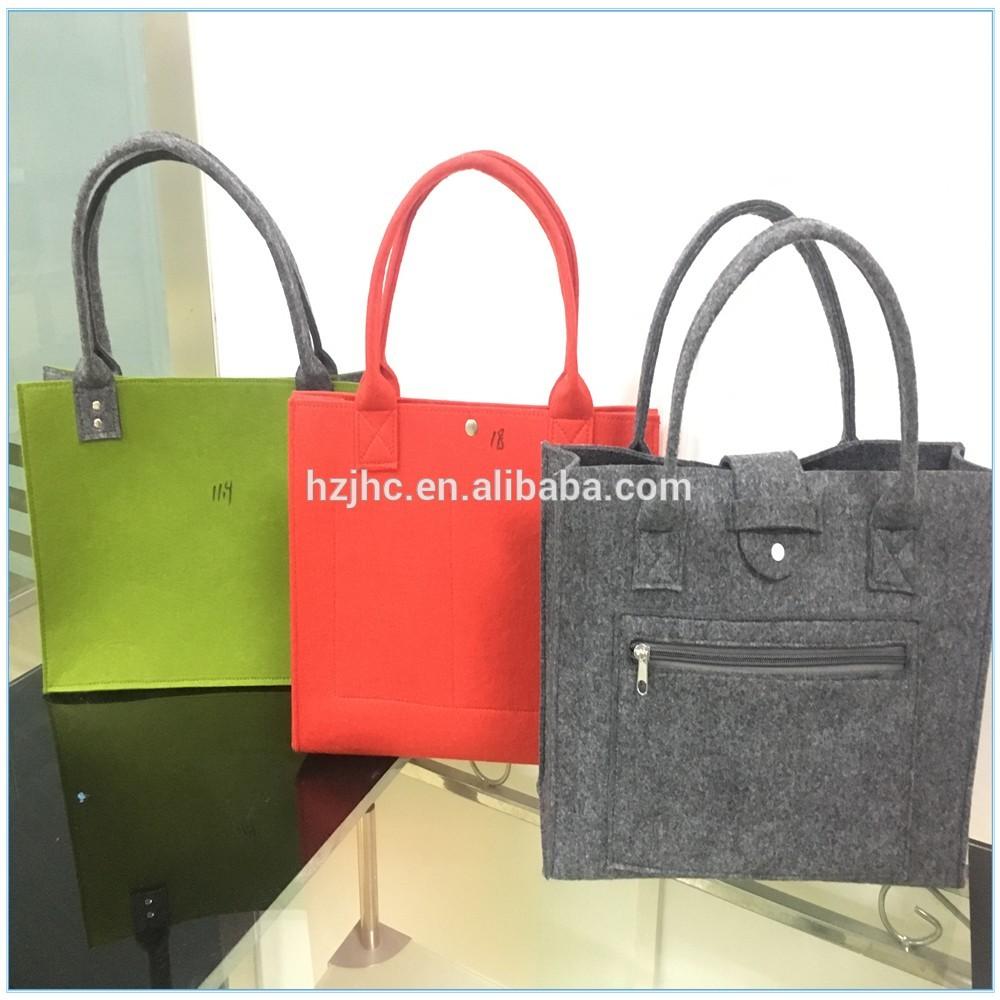2017 Online Shop China wale mai ana Hoʻopilikino Logo Printable i manao ai 'ole i ulana Shopping Women Bag Lady