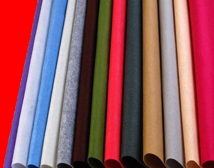 10 मिमी पॉलिएस्टर मोटी अनुभूत कपड़े रोल Wholesales