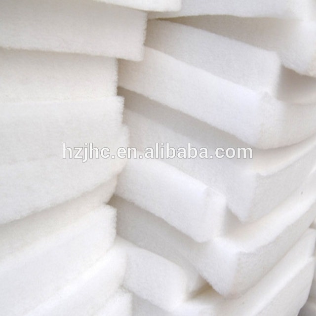 China Supplier Thermal Bonding Non Woven Fabric For Sound insulation
