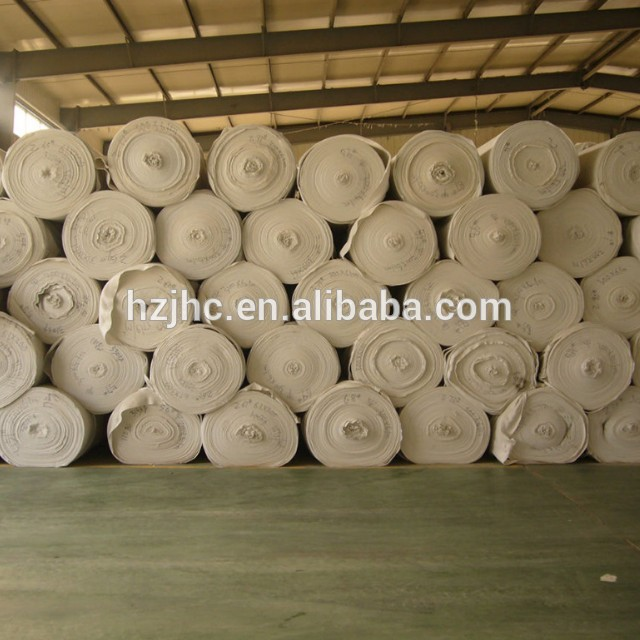PET / PP Nonwoven Geotextiles For Road Base Construction Material