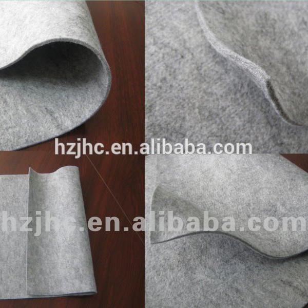 Ac perforate netesut 100% poliester pâslă materiale filtrante cu aer textil