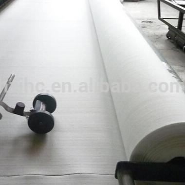 polyester needle sgleog neo-fhighe lìnig fabric airson aodach