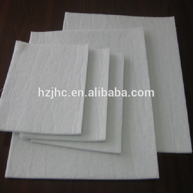 Hot melt polyester nonwoven mattress felt fabrics manufacturer