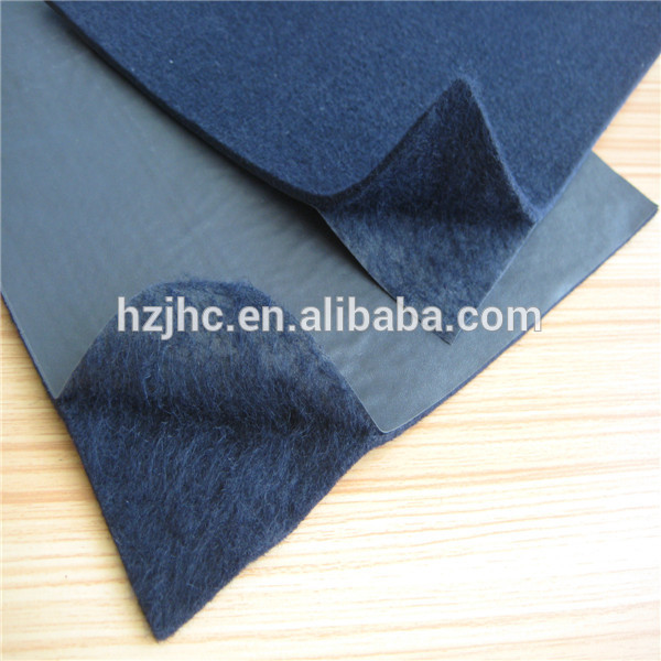 Non woven polyester roll industrial synthetic filter cloth