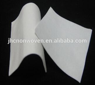 China mirah ulang alus jarum njotosi polyester nonwoven felt supplier kain