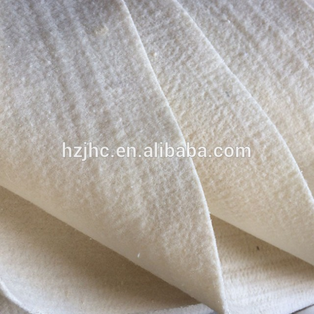 OEM 100% polyester Nonwoven Fabric factory