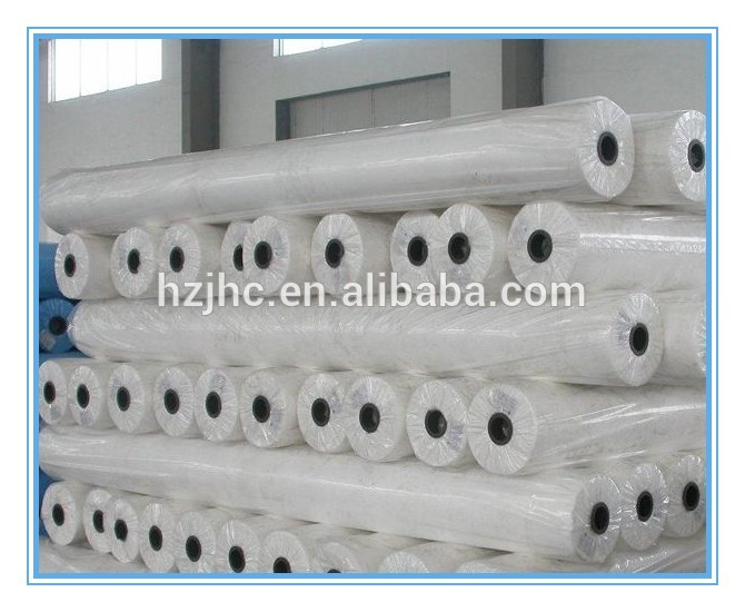 100% Polyester Fibre Washable Needle PunchedNonwoven Cotton Batting for Home Textile
