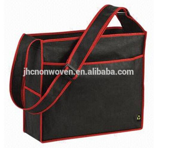 Polyester nonwoven felt persoanlike skoalle / hand bag