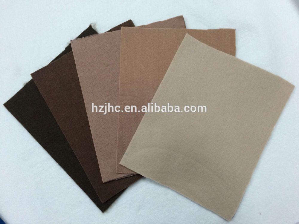Igła china perforowane włókniny blaty do filcowania wełny Merino tkaniny