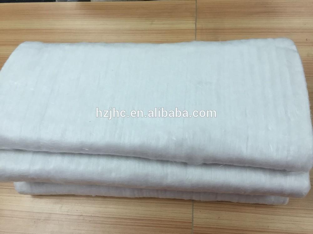 Insulation nonwoven needle punch glass fiber felt fabirc roll