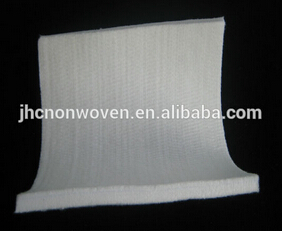 Polyester needle punch nonwoven hard felt sheet of mattress material Featured Image
