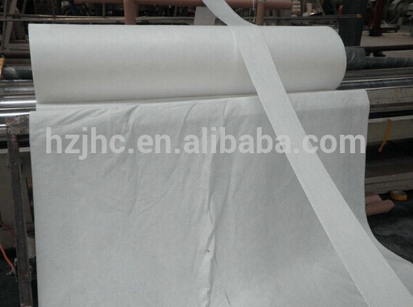 UV resistance nonwoven geotextile fabric producer from china
