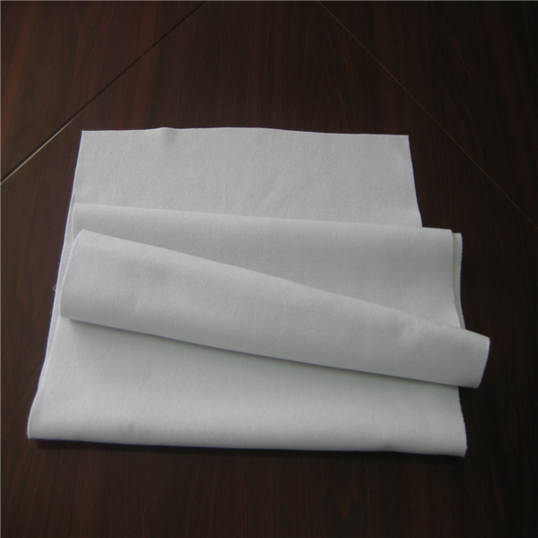 Eco-friendly 500gsm needle punched water filter fabric