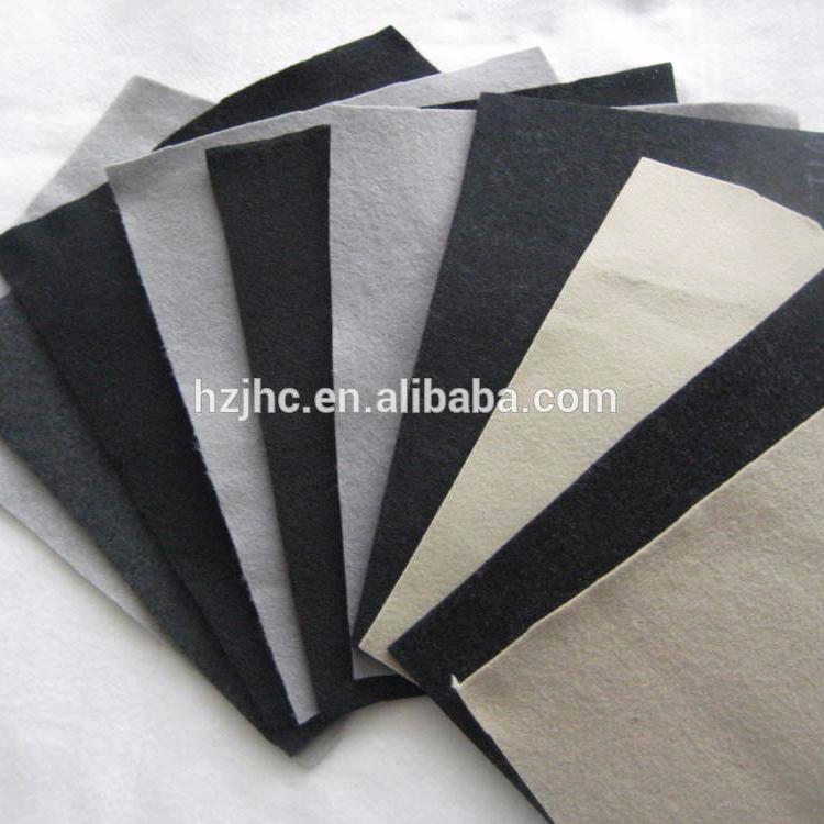 Naaldvilt polyamide / Nylon niet geweven stof