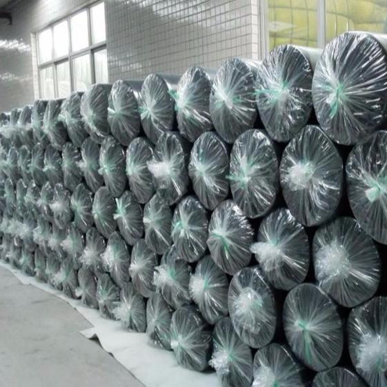 Oeko-tex 100 standaard polyester naald geslaan nonwovens gevoel stof rolle