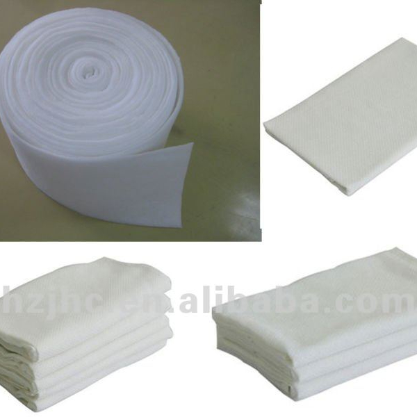 stitched polyester nonwoven fabric thermal bonded nonwoven