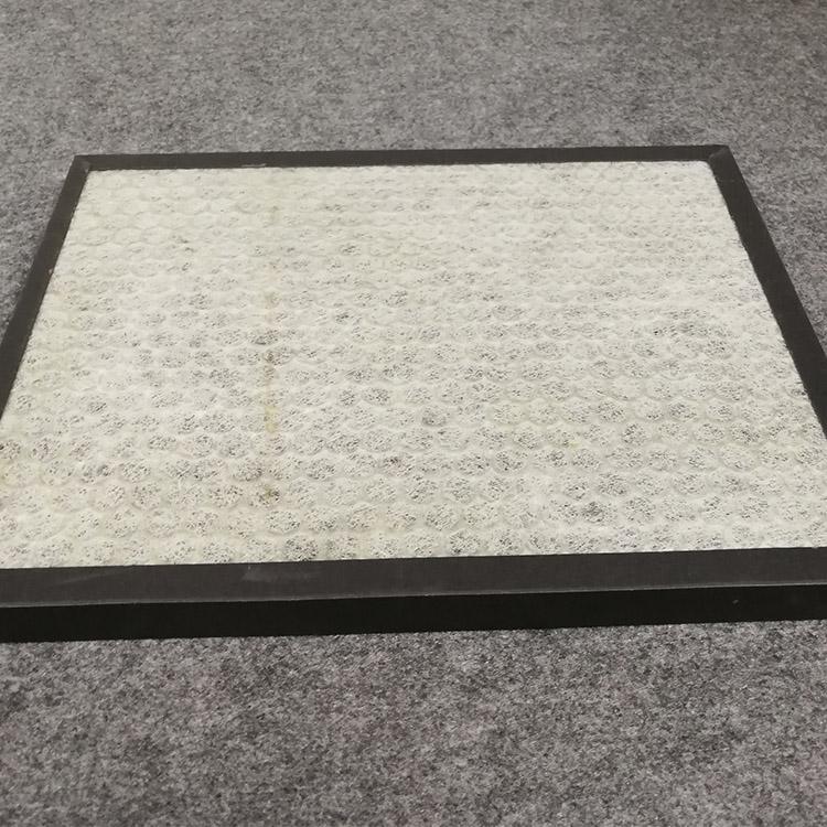 High efficiency Make to order Active Carbon Non-woven air filter