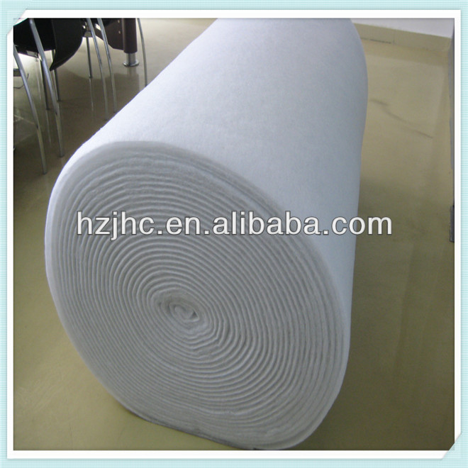 Eco-friendly non woven paint booth filter