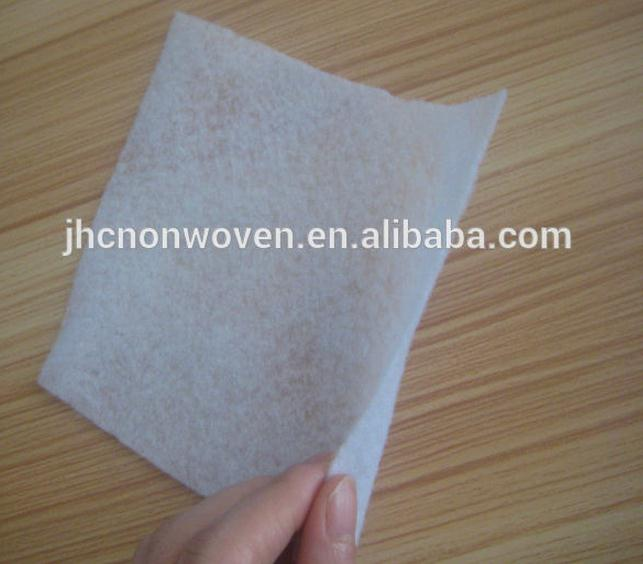 Thin air/dust/water polyester nonwoven needle punched filter material