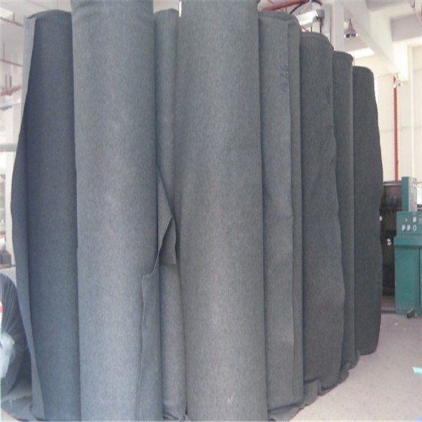 Anti-Corrosion Non Woven Geotextile Soil Stabilizer 150g m2