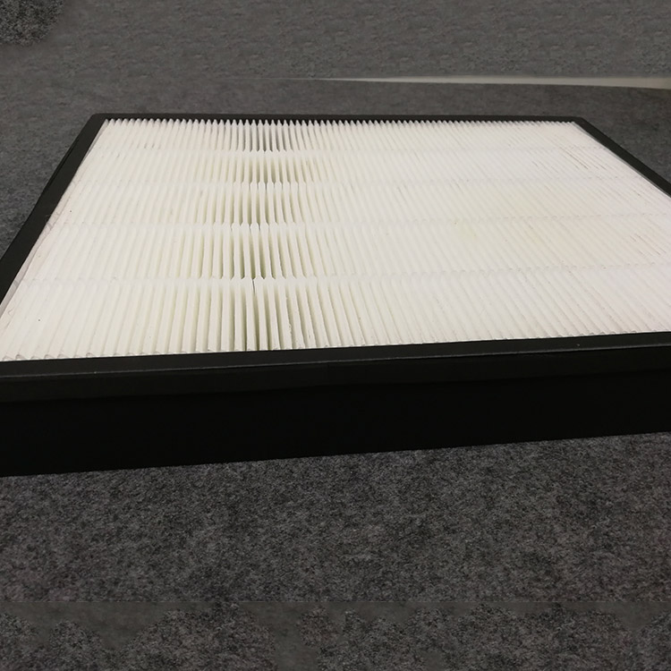 99.98% efficiency hepa air filter for ventilation system
