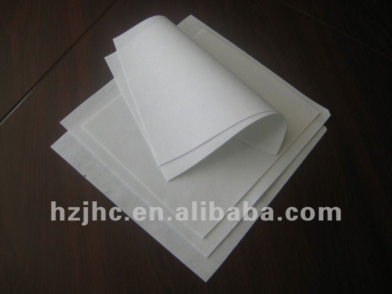 PP monofilament nonwoven filter cloth for plate filter press