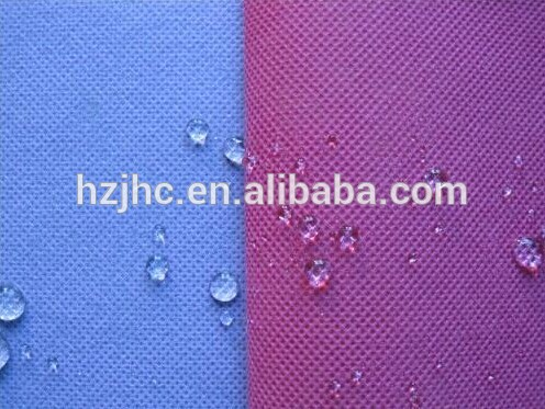 Polyester/pp spunbond non-woven impermeable geotextile
