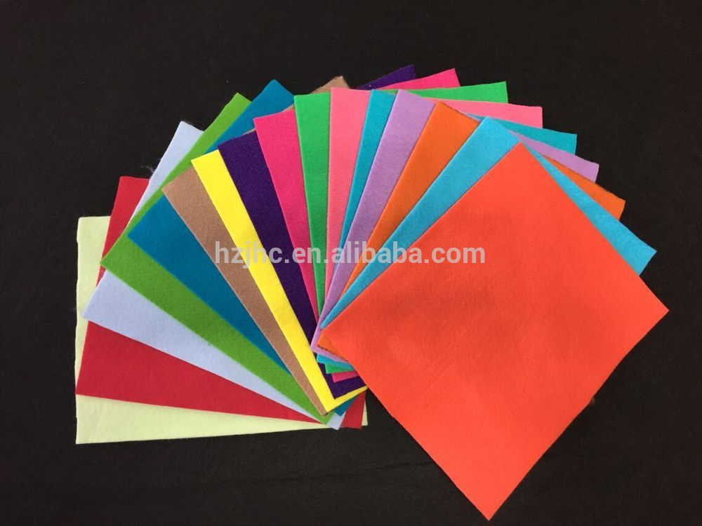 JHC adhesion properties professional production polyester felt