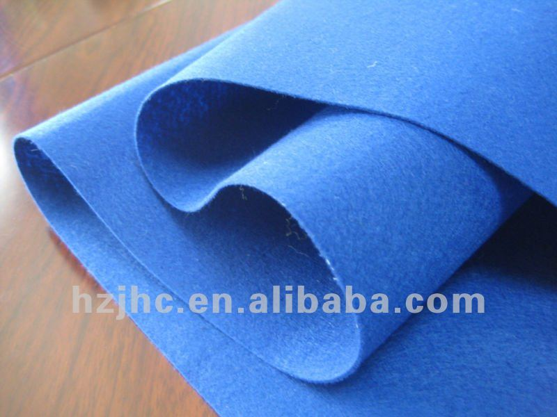 High quality non woven needle punched carpet