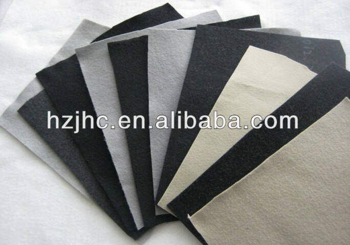 Fireproof nonwoven car interior roof cover fabric made in china