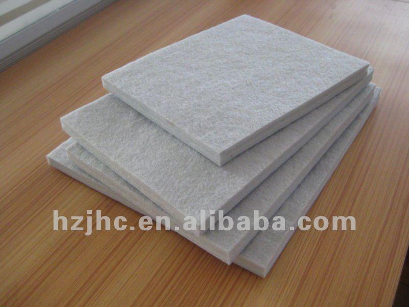 Alibaba polyester nonwoven malisud gibati sa kutson textile wholesale