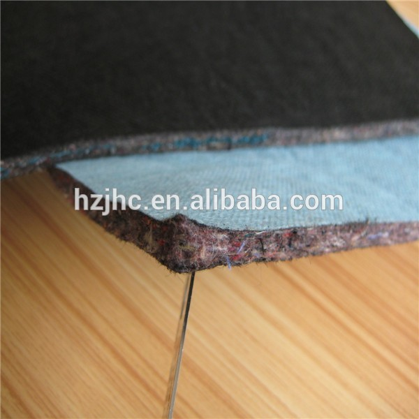Make-to-order needle punched polyester cheap nonwoven spray paint felt