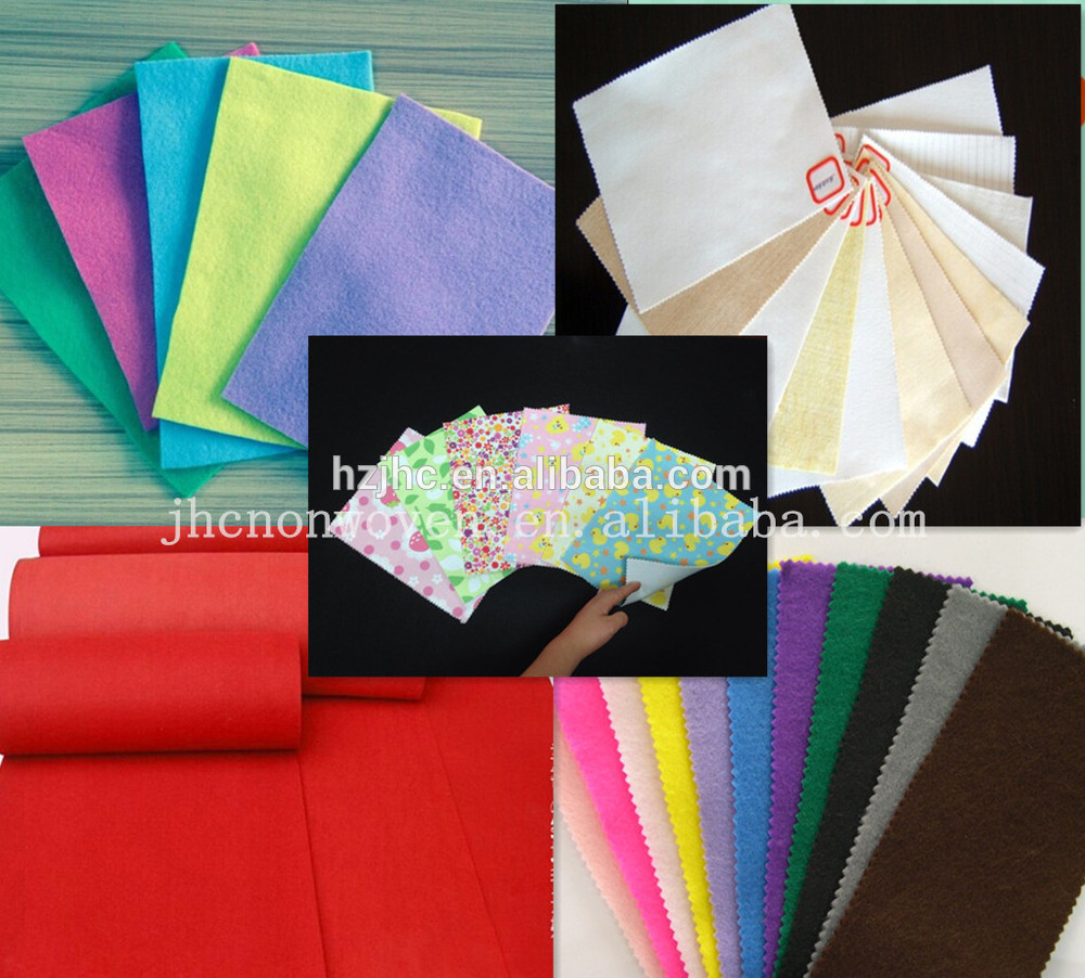 100% Polyester Fiber Washable Needle PunchedNonwoven ຝ້າຍຫມົດຫົນທາງ bat ສໍາລັບທໍຫນ້າທໍາອິດ