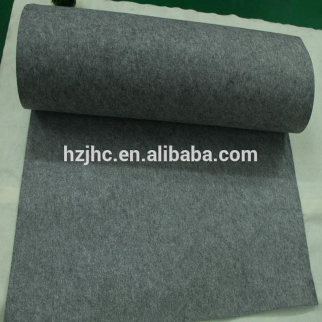Visoke kvalitete igla udario poliestera protiv klizanja netkani tepih tkanina