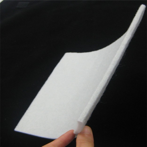 needle punched nonwoven fabric for automatic car mat