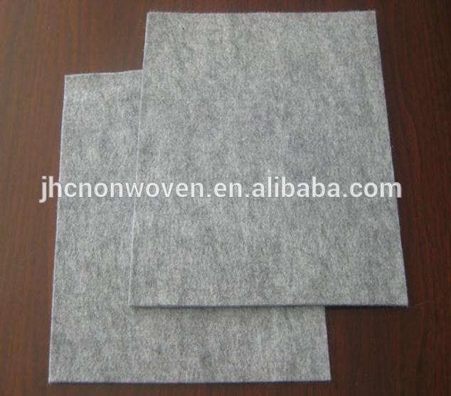 Bulk Polyester Needle Punched Nonwoven Felt For Foot Pads Insole Sheet