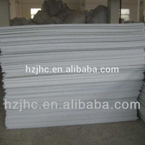 Naaldvilt polyestervlies Recycled Vilt