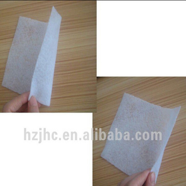 China bulk polyester non-woven dust/water/air filtering material suppliers