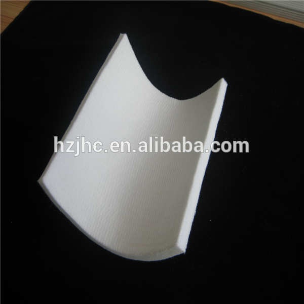 Make-to-order color needle punched polyester nonwoven 10mm thick wool felt