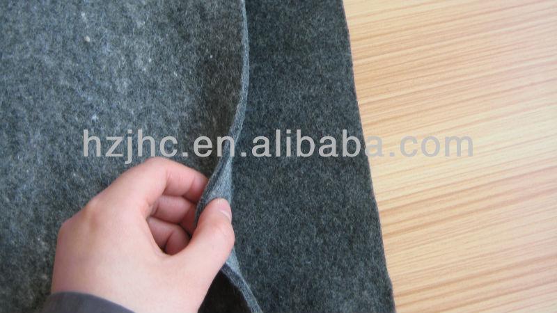 Neulattua non-woven palonsuoja sohva kangas / funiture kansi pussi kuitukangasmateriaalit