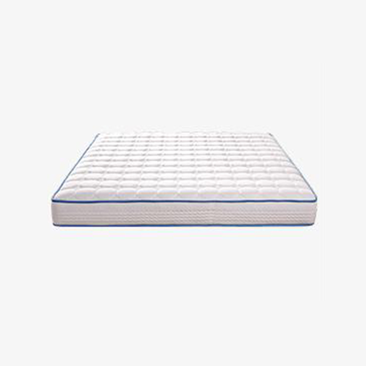 Chinese White waterproof size queen sleepwell spring bed mattress