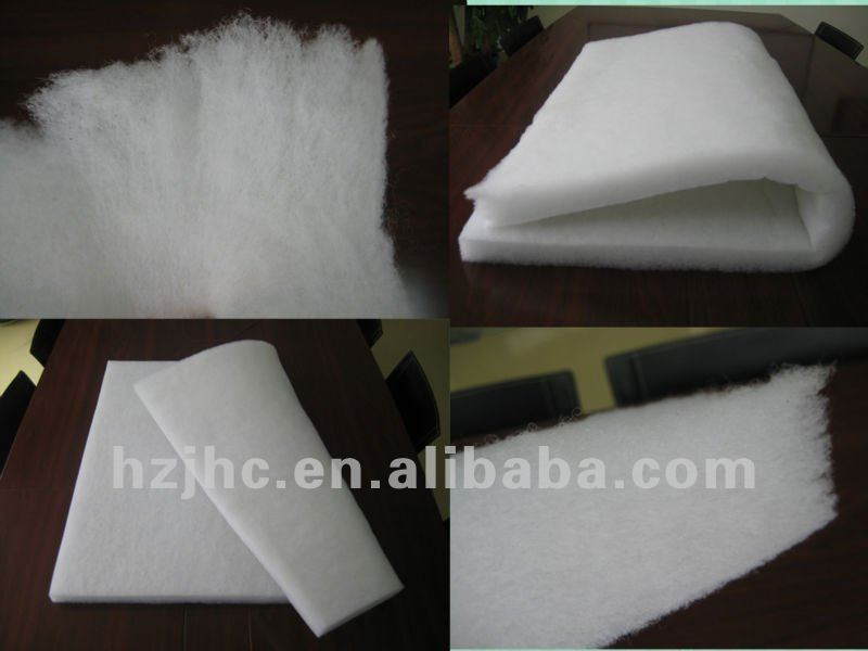 soft cotton padded fabric